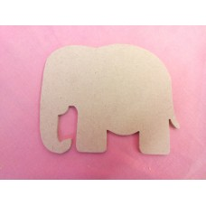 4mm MDF Elephant 120mm